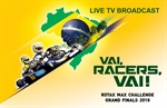 Livestreaming 2018 Rotax Max Challenge Grand Finals in Brazil 30 Nov.