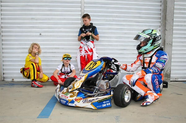 Daily Report 6 Rotax Max Challenge Grand Finals: Fantastic racing in