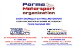 The events organized by Parma Motorsport in 2019:  30th Andrea Margutti Trophy on April 4-7, 2019 48th Trofeo delle Industrie on November 1-3, 2019