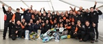 Rosberg Racing Academy steps up its efforts for young karters