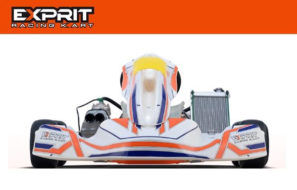 2019 Exprit Kart Chassis Noesis R, Thoos R and Rookie EV