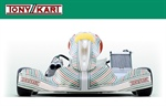 Tony Kart presents the new chassis: Racer 401R, Krypton 801R and Rookie EV.