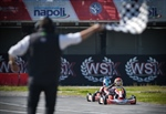 WSK Super Master Series: Win and title in 60 Mini at Sarno