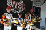 WSK Super Master Series - final standings after the 4th round in Sarno (I)
