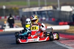 Alex Irlando doubles his effort in Sarno