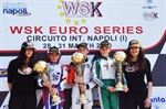 Final races at the WSK Euro Series - rd.1 in Sarno (SA)