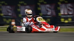 Birel ART - Coluccio returns to the podium in OK