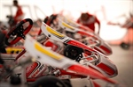 Birel ART - Irlando emerges from the chaos of Angerville