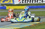 Live streaming from France: Exciting fights in WSK at Angerville
