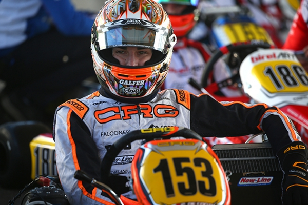 The KZ and KZ2 European Championship kicks off in Wackersdorf