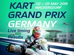 Live timing and Results: KZ, KZ2 and Academy at Wackersdorf in Germany