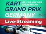 Live-streaming Saturday: FIA Karting KZ, KZ2 and Academy at Wackersdorf in Germany