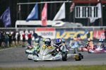 European podium for Tony Kart Racing Team in Genk in OKJ