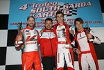 "Leonardo Marseglia wins the 4th ""South Garda Karting"" Trophy"
