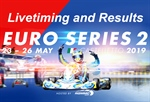 Livetiming and results IAME X30 Euro Series round 2 Castelletto Italy