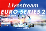 Livestream SUNDAY: IAME X30 Euro Series round 2 Castelletto Italy