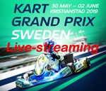 LIVESTREAM: Round 3 FIA Karting OK and OK-Junior European Championships round 3 in Kristianstad, Sweden