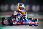 WSK Euro Series Final top five for Alex Powell