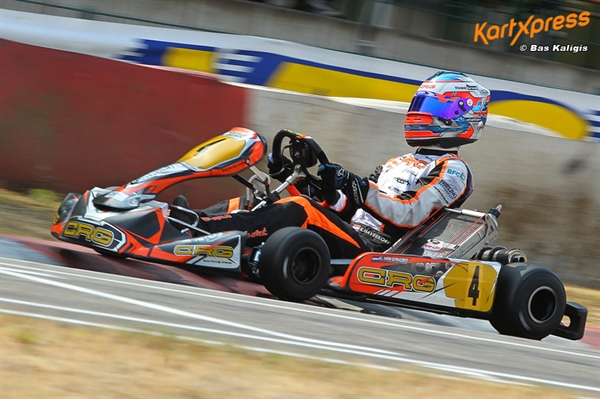 Podium for Kas Haverkort at DKM round 3 in Kerpen, switch to an alternative engine brand for Le Mans