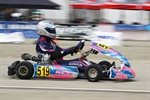 Round Four of the Superkarts! USA flagship regional program contested at Monterey Bay Karters home track