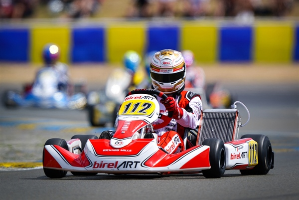 Birel ART deprived of the podium at Le Mans