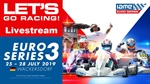 Sunday Livestream of round 3 Euro Series 2019 in Wackersdorf / Germany