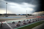 African heat and thunderstorms in Adria at the beginning of the fourth round of the Italian ACI Karting Championship
