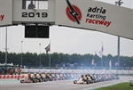 The first titles of the Italian ACI Karting Championship awarded in Adria