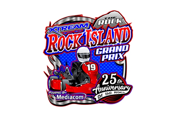 Xtream Rock Island Grand Prix powered by Mediacom announces course changes for 25th anniversary races
