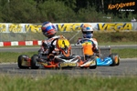 Kas Haverkort claims another podium at a challenging DKM weekend in Genk