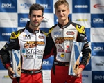 An incident stopped Federer run in DKM's KZ2 at Genk. Trefilovs dominant in KZ2 Cup, Bernardotto fifth