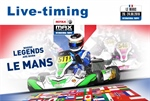 LIVE-TIMING: ROTAX Max Challenge International Trophy at the Circuit Alain Prost in Le Mans, France