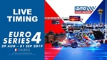 LIVE TIMING: Round 4 Euro Series 2019 – Salbris France