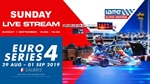 SUNDAY LIVESTREAM: Round 4 Euro Series 2019 – Salbris France