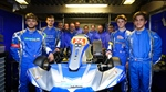 Wintec on pole position for the 24 Hours Karting at Le Mans