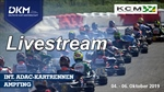 Livestream of the German Kart Championship final in Ampfing