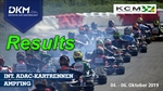 Results of the German Kart Championship final in Ampfing
