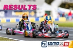 RESULTS: IAME International Final 2019 at Le Mans
