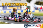 LIVETIMING: IAME International Final 2019 at Le Mans