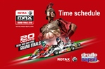 Time Schedule: Rotax Max Challenge Grand Finals 2019 is on his way
