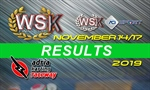Results of the WSK Final Cup at the Adria Karting Raceway
