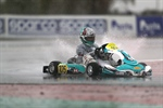 Timing practice and qualifying heats at the WSK Final Cup in Adria (I)