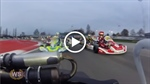 The video recap from the qualifying heats day at Adria (I)