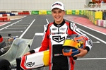 14 Years-old Jamie Day Handpicked to become factory driver for Charles Leclerc in Lennox Racing Team