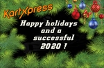 Happy holidays and a successful 2020