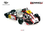 Charles Leclerc by Lennox Racing: a great line-up for a great start