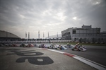 Smal, Lindblad and Foteev are the early leaders of WSK Super Master Series after heats in Adria
