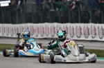 Hiltbrand (OK), Spina (OKJ) and Skulanov (MINI) take the win at the WSK Super Master Series in Adria