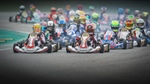 Parolin Racing Kart - Top performances and Mini podium for Khavalkin