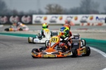 Shakedown for the CRG Racing Team at the WSK Master
